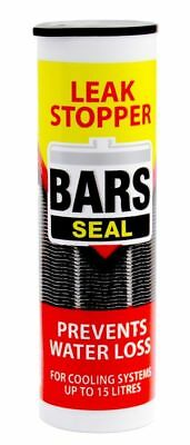 Bars Seal - 25g Cooling System Leaks Stopper Radiator Additives Water Pump