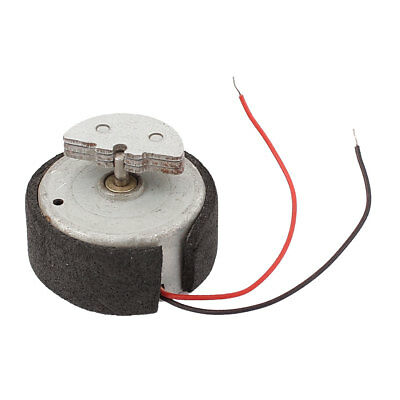 DC 6V 8000RPM Speed Round Electric Micro Vibration Motor for Massager