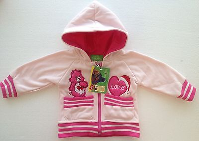 SESAME STREET - New Baby Girl Winter Pink Sloppy Joe / Jumper - Size 00
