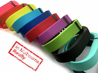 Silicone band for FitBit Flex Fit Bit Pedometer - Melbourne!