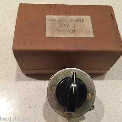 Land Rover Perentie Blackout  Switch