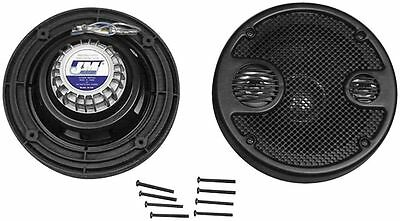 Performance 5.25in. Rear Speaker Upgrade Kit J&M  HURE-5252GTM
