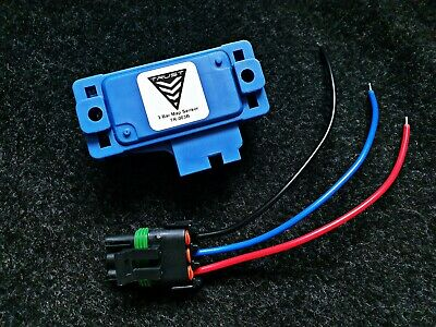 3 Bar Map Sensor, SAAB GM Vauxhall Subaru 1 YEAR WARRANTY!! - WITH PLUG