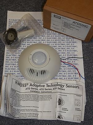 Hubbell Adaptive Technology Sensor Ceiling 500 Sq. Ft. Atd500C
