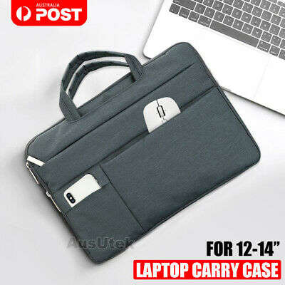 "Laptop Sleeve Bag Carry Case For 12.5"" 13.3"" 14"" Toshiba HP ASUS Macbook AIR PRO"