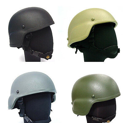 MICH2000 FRP Ballistic Tactical Protection Military Helmet For Airsoft Paintball