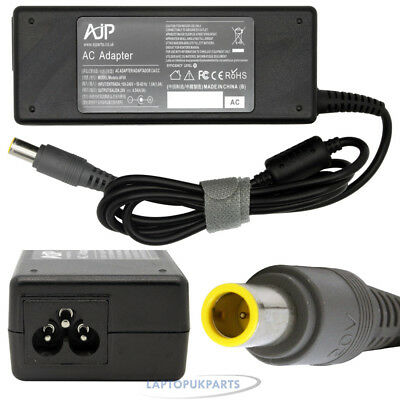 New Genuine Ajp For Ibm Lenovo 92P1105 20V 4.5A 90W Laptop Adapter Power Charger