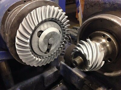 "Ford Ring and Pinion Ford 9""  4.11 ratio"