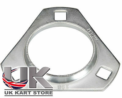 Roulement Transporteur 25mm Triangle Type UK KART STORE