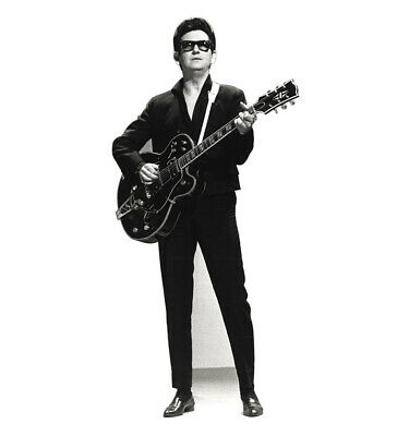 Roy Orbison Life Size Cardboard Cutout Standup