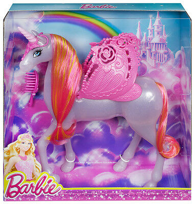 Barbie CFF40 - Fairytale Pegasus Unicorn ** PURCHASE TODAY **
