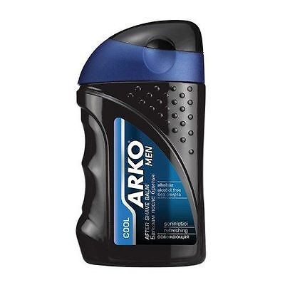 Arko For Men Moisturising After Shave Balm Post Shave Balm Cool 150Ml
