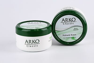 Arko Classic Moisturising Cream After Shave Face Cream For All Skin Types 300Ml