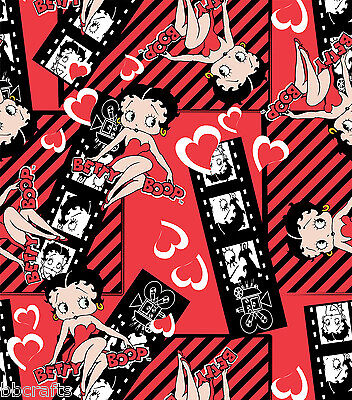 AWESOME NEW 15 x 15 BETTY BOOP FILMSTRIP THEME COMPLETE THROW PILLOW