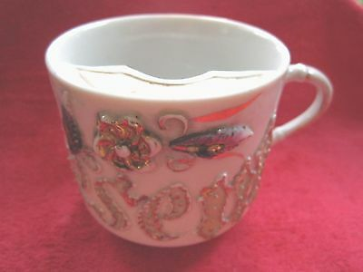 Vintage Antique Made In German Mustache Cup