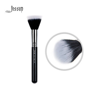 Jessup  Pro Makeup brushes Tools Duo Fibre Foundation Powder Face Cosmetics 187