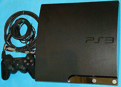 Console Sony Playstation 3 160Gb PS3 - PAL + Playstation Move Nuovo + 3 Giochi