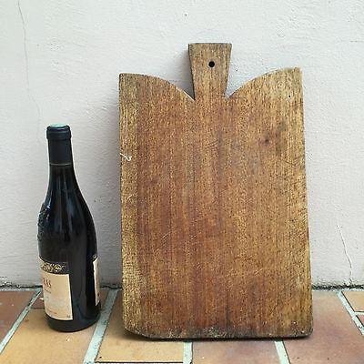 Antique Vintage French Bread Or Chopping Cutting Board  Wood 110