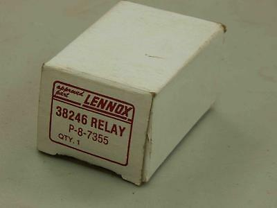 #431 Lennox 38246 P-8-7355 Control Relay  NEW