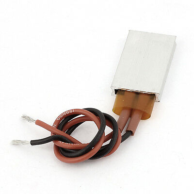 110V 70W Constant Temperature PTC Heating Element Thermostat Heater Plate
