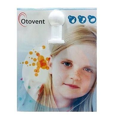 Otovent Ear Treatment (Available Multi Pack Size)