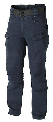 Helikon Tex Urban Tactical Pants UTP Jeans Denim Blue Polizei Security