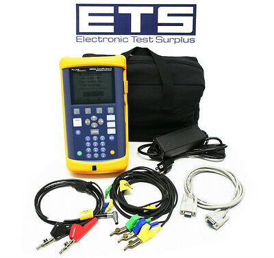 Fluke Networks 990DSL Series II CopperPro BroadBand Loop Tester VDSL GM Options