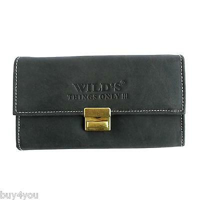 Waiter Waitress Bag Wallet Biker Wallet Waiters Holster Leather Taxi Wallet Bag