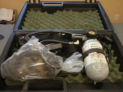 PremAire System Supplied Air Respirator in Padded Case-SCBA
