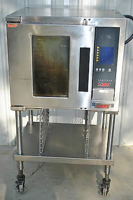 Lang Ecoh Pt208 Half Size Electric Convection Oven On Stand