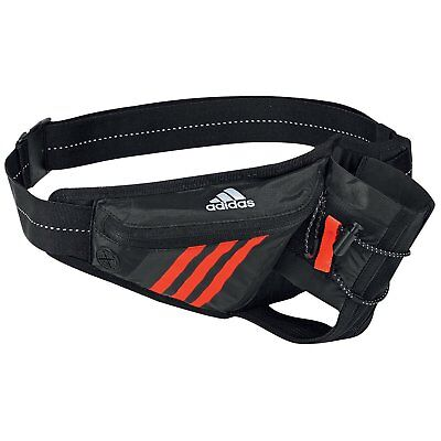 adidas Running Load 3 Stripes Belt Crossbag schwarz
