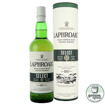 Laphroaig Select Islay Single Malt Scotch Whisky 40% 0,7l