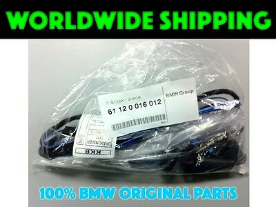 BMW E46 Cruise Control Wiring Kit Genuine 61120016012