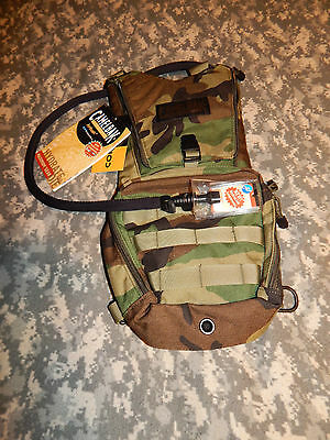 New Military Camelbak Hydration System Ambush 3 L With Bladder Water Back