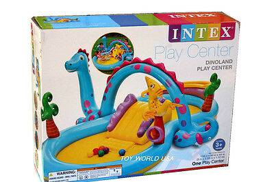 Intex Dinoland Play Center