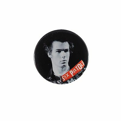 SEX PISTOLS - 1 Inch SID BUTTON - Official Button Badge Pin - NEW