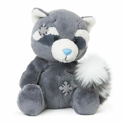"""Me to You My Blue Nose Friends - Roger the Raccoon 4"""" No. 144 Soft Plush"""