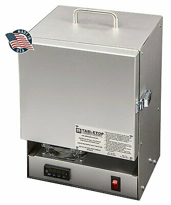 Rapidfire Pro-L Tabletop Electric Furnace Jewelry Pmc Metal Clay Ceramic Firing