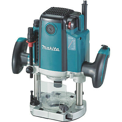 "Makita 3-1/4 HP 15.0 Amp 2-3/4"" Variable Speed Plunge Router RP2301FC NEW"
