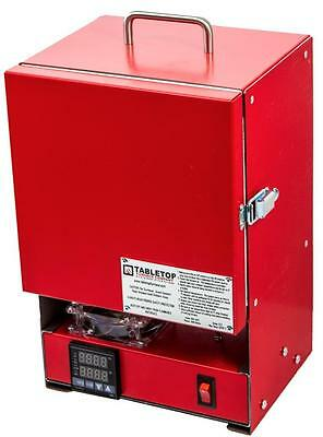 Rapidfire Pro-L Tabletop Furnace Jewelry Pmc Metal Clay Ceramic Firing - Red