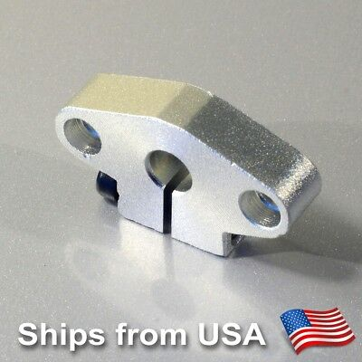 SHF8 8mm Linear Rail Shaft Guide Support Rod Holder CNC Mill RepRap 3D Printer