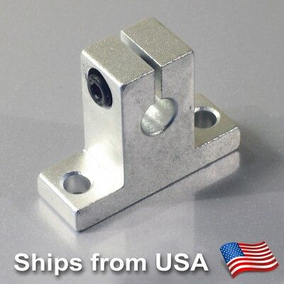 SK8 8mm Rod Holder Linear Rail Shaft Guide Support CNC Mill RepRap 3D Printer