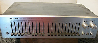 Vintage Realistic 31-2000 Stereo Graphic Equalizer CONSIGNMENT