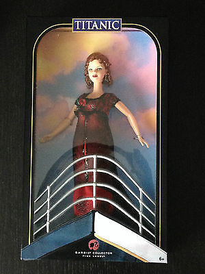 Barbie Doll Mattel - Titanic - 2009 - Barbie Collector Pink Label - New In Box