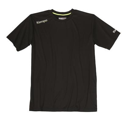 Kempa Core Training Shirt Handball Herren Sport Top schwarz