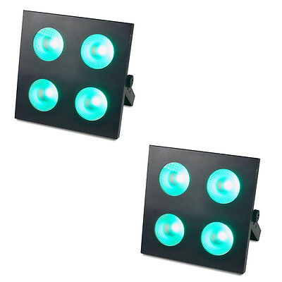 ColorKey StageBlinder COB TRI 4 4x 30w RGB LED-Pair