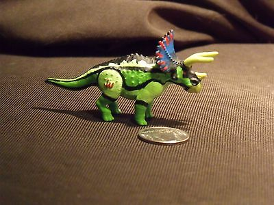 CUSTOM jurassic park world triceratops walmart exclusive blind bag 2009 inspired