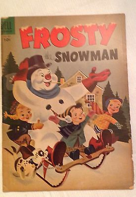 Frosty the Snowman #748 1956