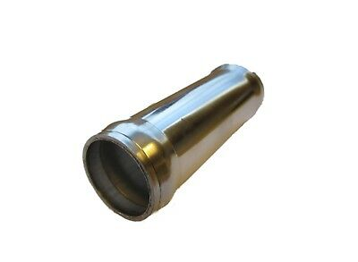 "Aluminium Alloy Intake Induction Pipe Hose Joiner 25mm 1"" Inch Swaged Ends"