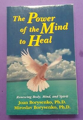 THE POWER OF THE MIND TO HEAL, -9781561701445- Joan BORYSENKO